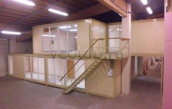 Модульный офис 169м2