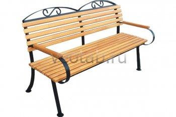 Садовая скамейка #0000107