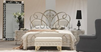 Кованые кровати #20