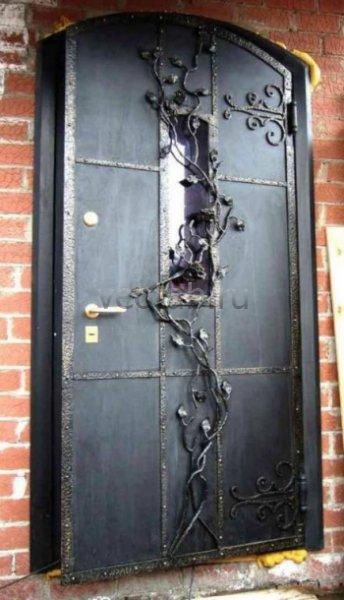 Кованые двери #22