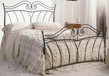 Кованые кровати #21
