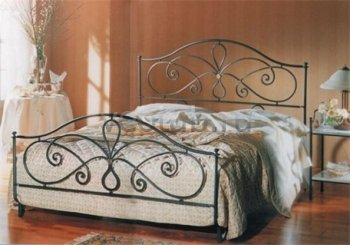Кованые кровати #18