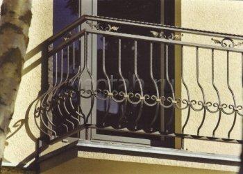 Кованые балконы #0007
