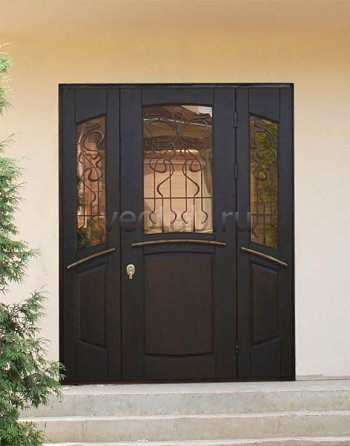 Кованые двери #013