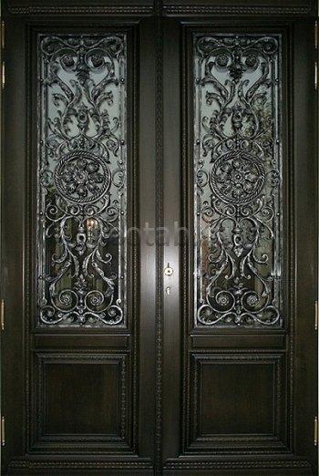 Кованые двери #4