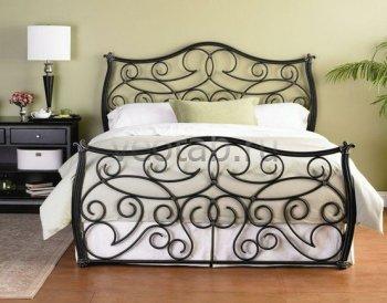 Кованые кровати #10