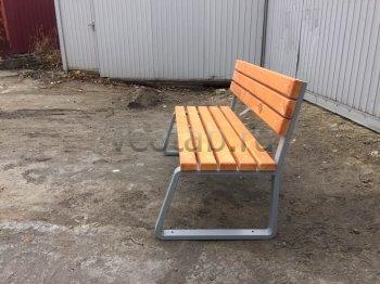 Садовая скамейка #00011