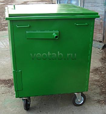 Контейнеры для мусора - уличный # 0048
