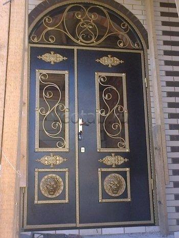 Кованые двери #16