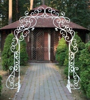 Кованые арки #13
