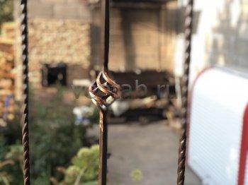 Перила, ограждения кованые #065