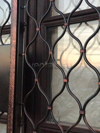 Кованые двери #11