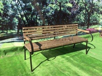Садовая скамейка #0000110