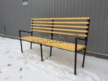 Садовая скамейка #00100