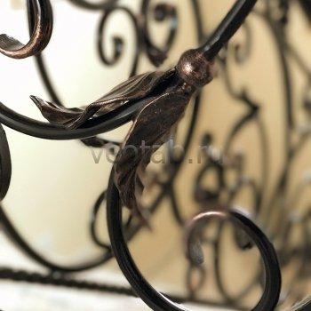 Перила, ограждения кованые #025