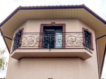 Кованые балконы #0010