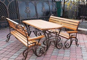 Столы ( Садовые и кованые ) # 00013