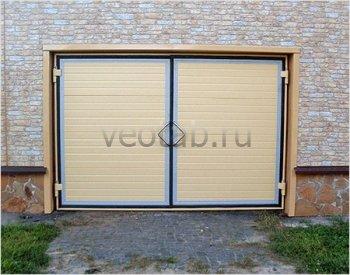 Ворота гаражные #40