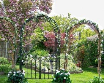 Кованые арки #12