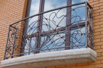 Кованые балконы #0014