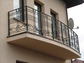 Кованые балконы #16