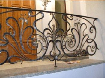 Кованые балконы #0020