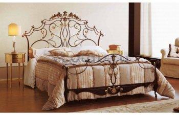 Кованые кровати #22