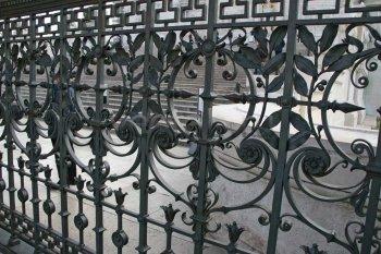 Заборы металлические - Кованные #69