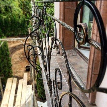 Кованые балконы #10