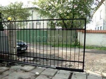 Ворота откатные  #18