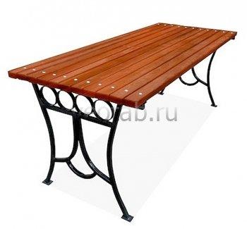Столы ( Садовые и кованые ) # 00004