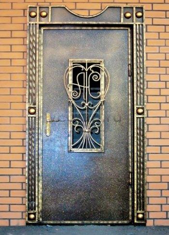 Кованые двери #30