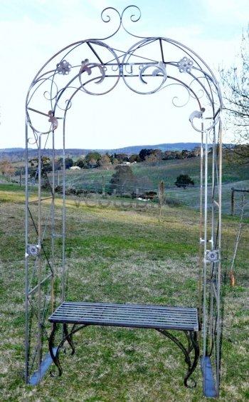 Кованые арки #25