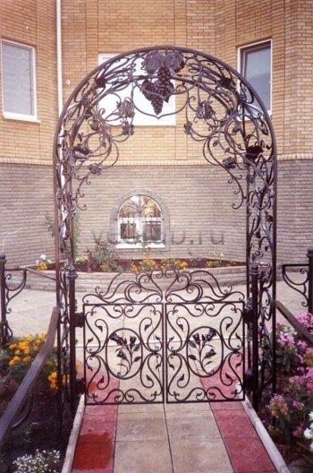 Кованые арки #27