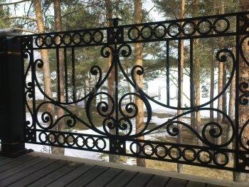 Ограждение балконное -  #64