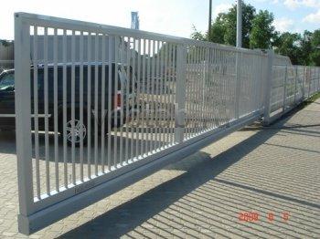 Ворота откатные  #24