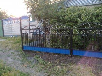 Забор #415