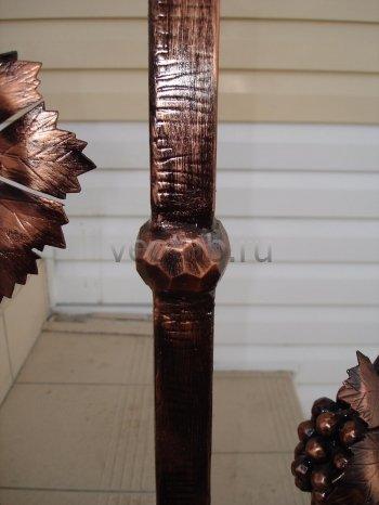 Перила, ограждения кованые #017