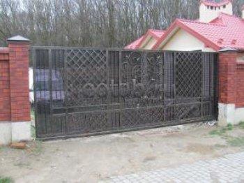 Ворота откатные  #27