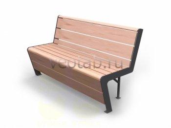 Садовая скамейка #00020