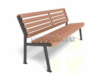 Садовая скамейка #00013