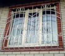 Кованные решетки на окна #6