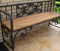 Садовая скамейка #00105