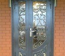 Кованые двери #2