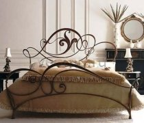 Кованые кровати #2