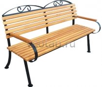 Садовая скамейка #00107