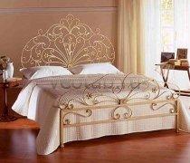 Кованые кровати #8