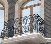 Кованые балконы #0011