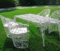 Кованая мебель для дачи #0009