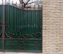 Ворота распашные  #15